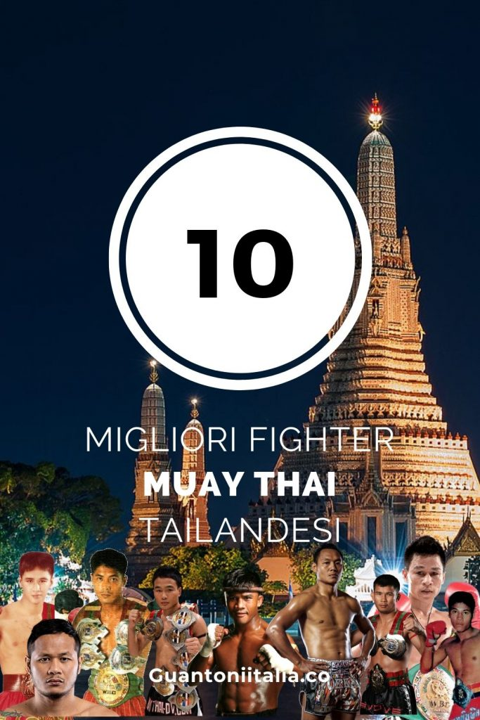 i 10 migliori campioni muay thai