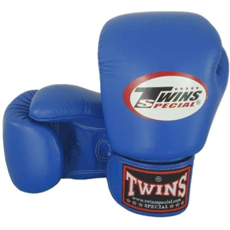 Guantoni da Boxe Twins Special Blue