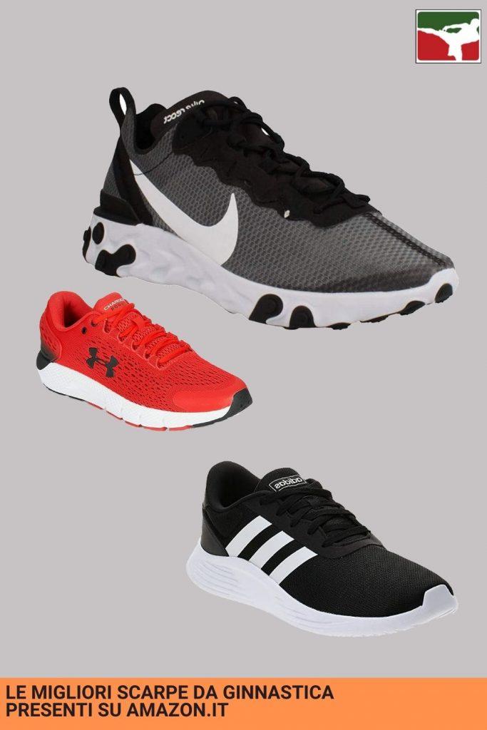 Le migliori scarpe da ginnastica pinterest
