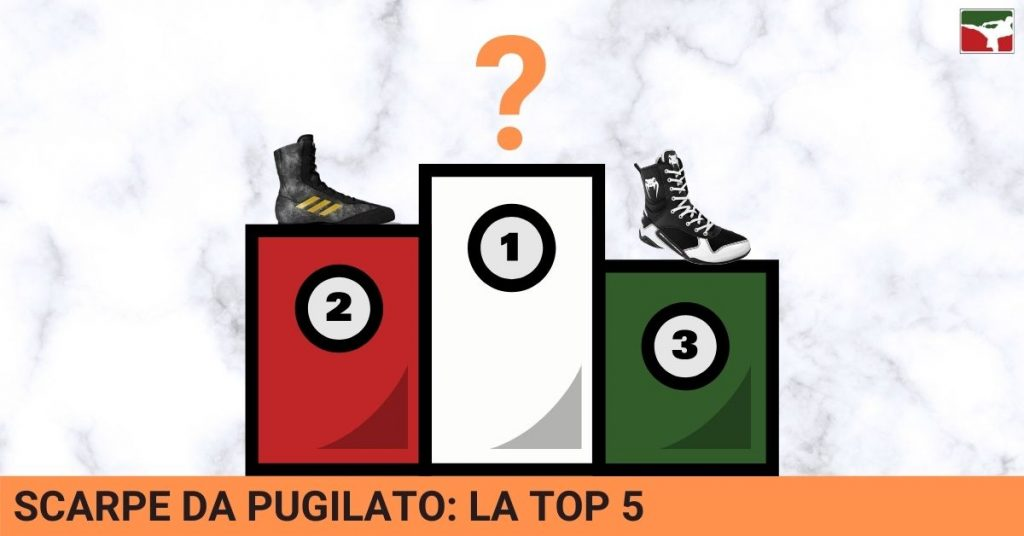 scarpe da pugilato top 5